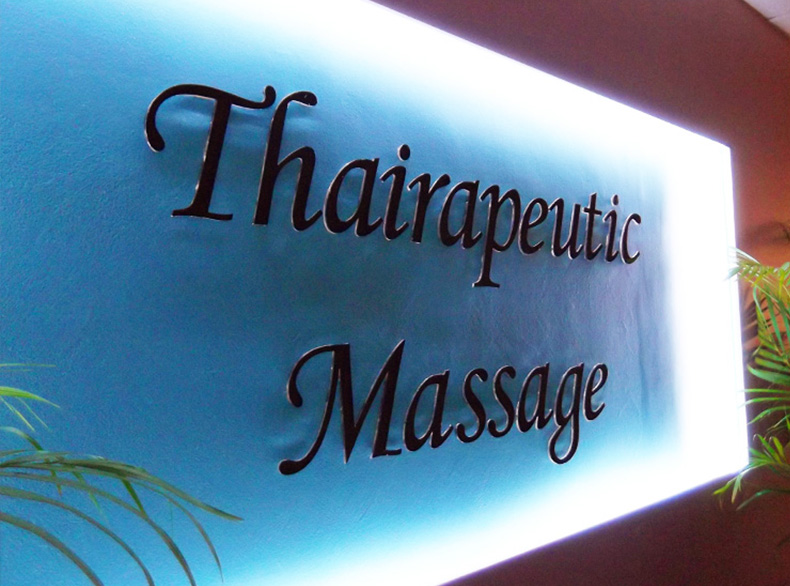 Thairapeutic Massage